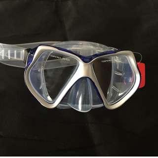 Aropec Diving Mask (Blue)