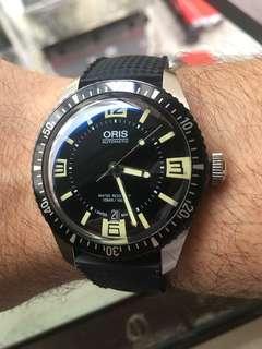 Oris Diver 65 - 40mm full set - under warranty
