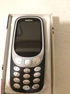 Nokia 手機 3310 (3G_行貨)