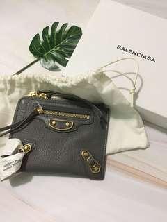 New! Authentic Balenciaga pouch