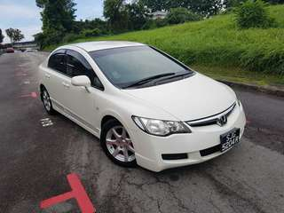 Honda Civic 1.6A VTI
