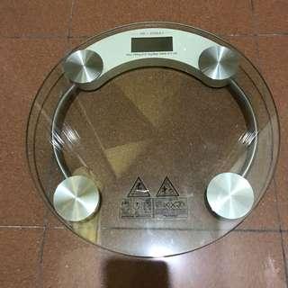 玻璃電子磅