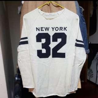 🚚 未修邊32號針織長衫