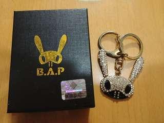 B.A.P BAP 兔子鎖匙扣 Matoki Keyring