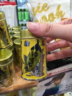 🚚 💡名古屋連線~7/25💡期間限定 柚子七味粉
