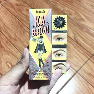 Ka Brow! Pomade by Benefit Shade #4