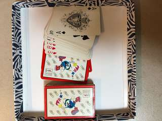 限量絶版Playing Cards