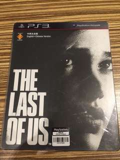 The Last of Us (steel book)