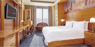 Hotel Michael Hotel room (staycation) 1 night