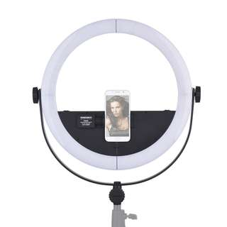 YONGNUO LED YN508S 16 Inch LED Ring Light Dimmable with U Bracket