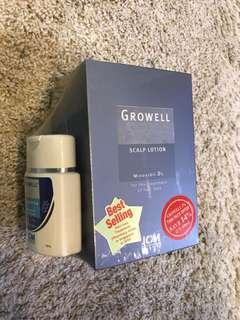 Growell scalp lotion minoxidil 3% hair loss treatment