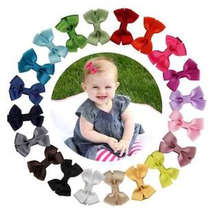 🚚 <Instock> 3 for $5 Hairbows
