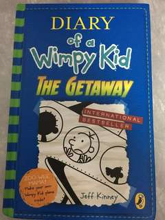 Diary Of A Wimpy Kid - condition 9/10