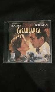 """Original VCD """"CASABLANCA"""""""