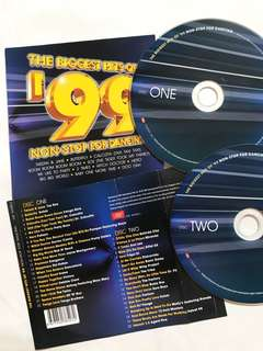 The Biggest Hits Of '99 (2CDs Set)