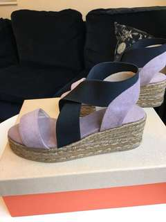 Platform sandals 36 Dusty Pink