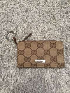 Authentic Gucci key pouch