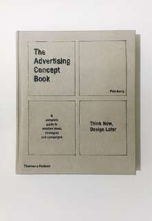 The Advertising Concept Book (First Edition)