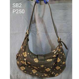 Shoulder bag bought in japan