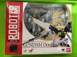 Bandai Robot 魂 No.145 GX-9901-DX Gundam Double Gundam