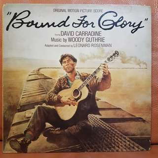 Bound For Glory OST vinyl record