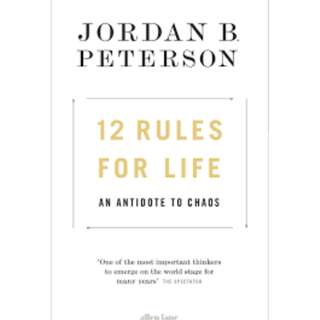 [EBOOK] 12 Rules for Life: An Antidote to Chaos