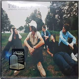 Vinyl Double LP : The Verve - Urban Hymns (Limited Edition) (Damaged Cover)