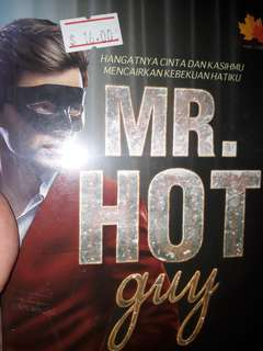 Mr Hot Guy