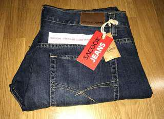 Authentic Original SACOOR Jeans By SACOOR Brothers - Boston