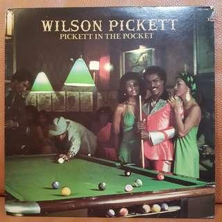 Wilson Pickett - Pickett In The Pocket Vinyl Record