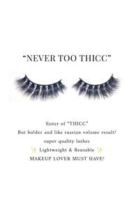 BEST SELLER: Never Too Thicc