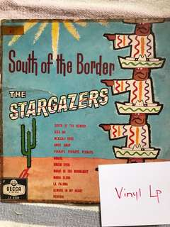 South Of The Border - The Stargazers