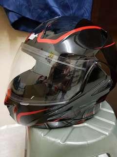 X Dot Helmet