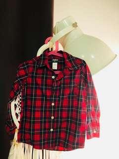 OshKosh boy blouse
