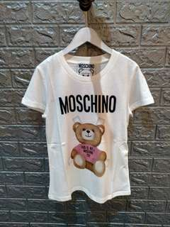 Moschino teddy bear 修身 Tee