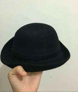 Topi fedora/chaplin