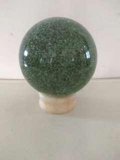 Big and nice crystal ball cheap sales