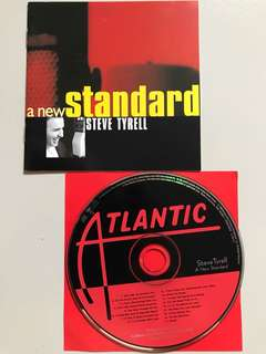 CD-Steve Tyrell-A New Standard.