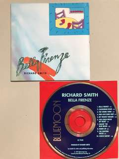 CD - Richard Smith - Bella Firenze.