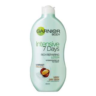 Garnier Intensive 7 Days Shea Body Lotion