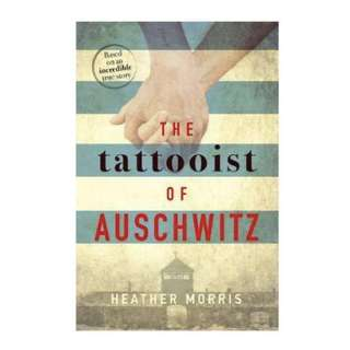 [BN Instock] The Tattooist of Auschwitz by Heather Morris
