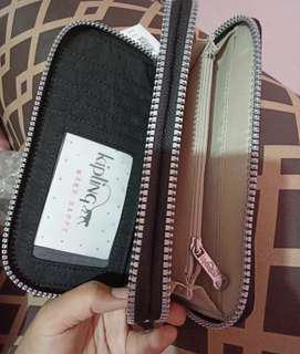 Kipling Double Zipped Long Wallet