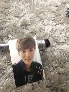 Luhan photocard  mama