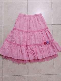 (BN)Pink skirt