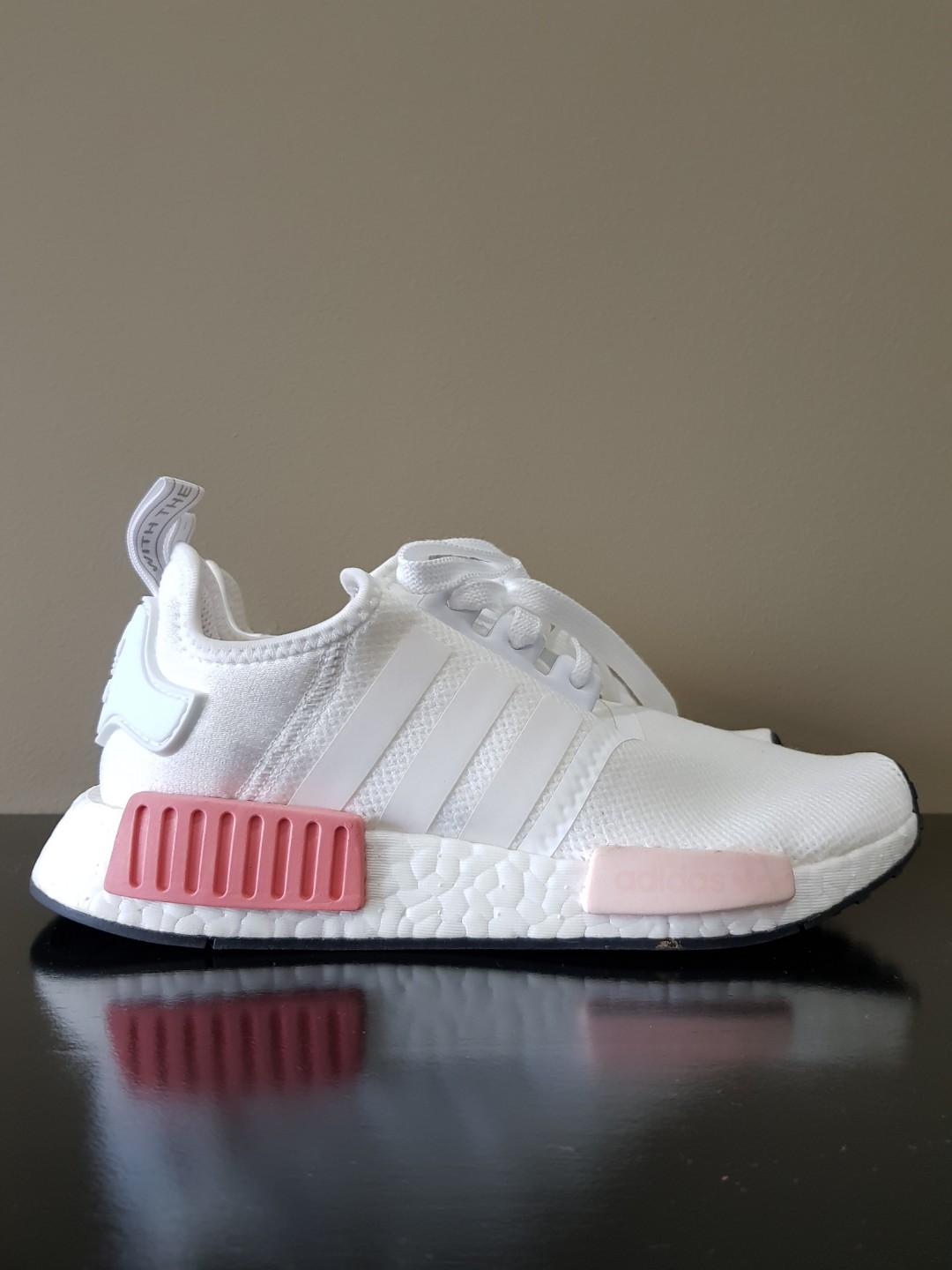 c8dad242f Adidas NMD White Pink Rose