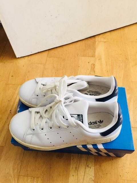 8938dd0e4b Adidas Stan Smith Size 36, Women's Fashion, Shoes, Sneakers on Carousell