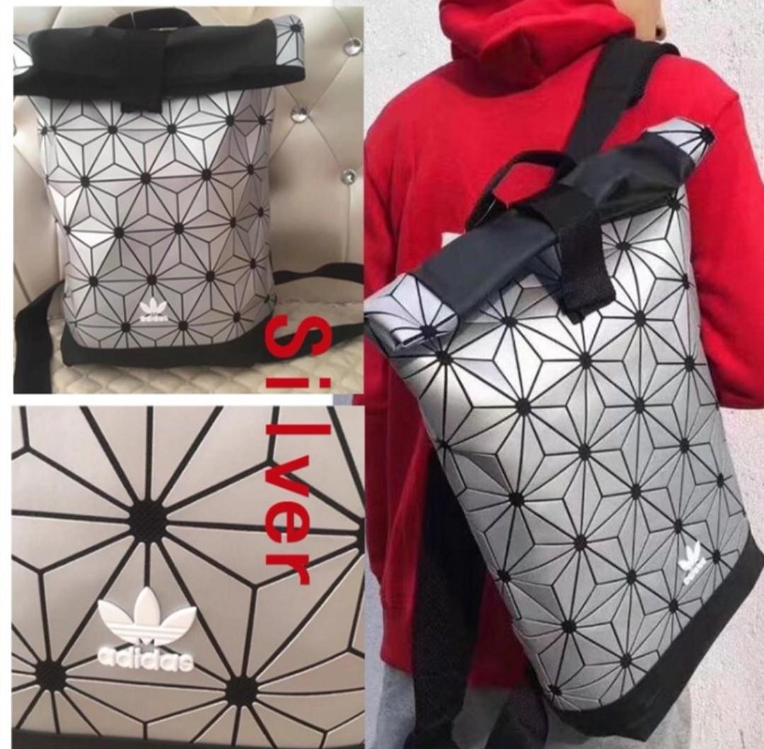 57df2b08b566 Adidas X Issey Miyake 3D Roll Up Haversack