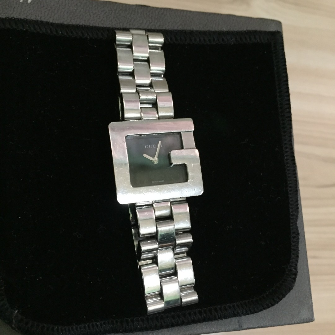 8c181fe5288 Authentic Vintage GUCCI 3600L watch for ladies with freebie