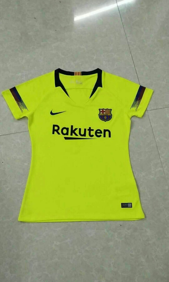 cec201753ba Barcelona 18-19 Away Ladies Kit