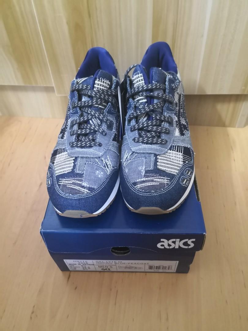best service afd1c 128d4 BN asics gel lyte III (Ranu pack) us 6.5, Men s Fashion, Footwear ...